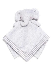 Grey Elephant Comforter