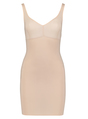 0d248f1bd645c Womens Online Exclusive Secret Shaping Nude V-Neck Slip Dress Light ...