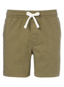 Khaki Rugby Shorts