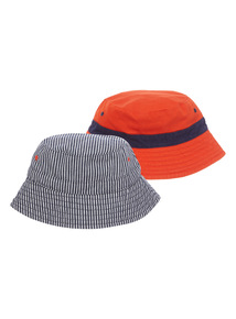 Bucket Hats 2 Pack (1-12 years)