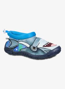 29037b9039ba Online Exclusive Shark Aqua Shoe (5 Infant - 10)