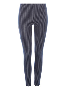 Pinstripe Leggings