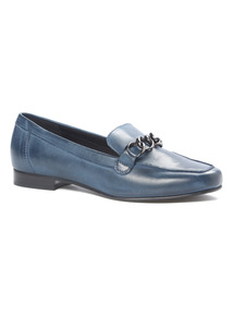 Online Exclusive Leather Loafer