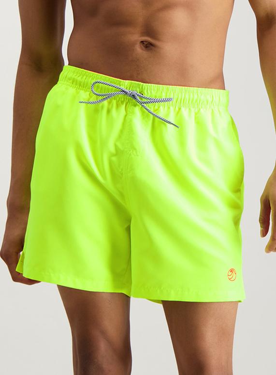d2a7a00bac Menswear Yellow Neon Swim Shorts | Tu clothing
