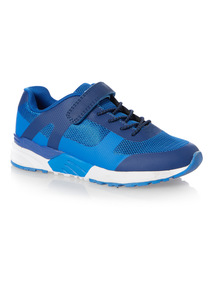 Boys Bright Blue Trainer
