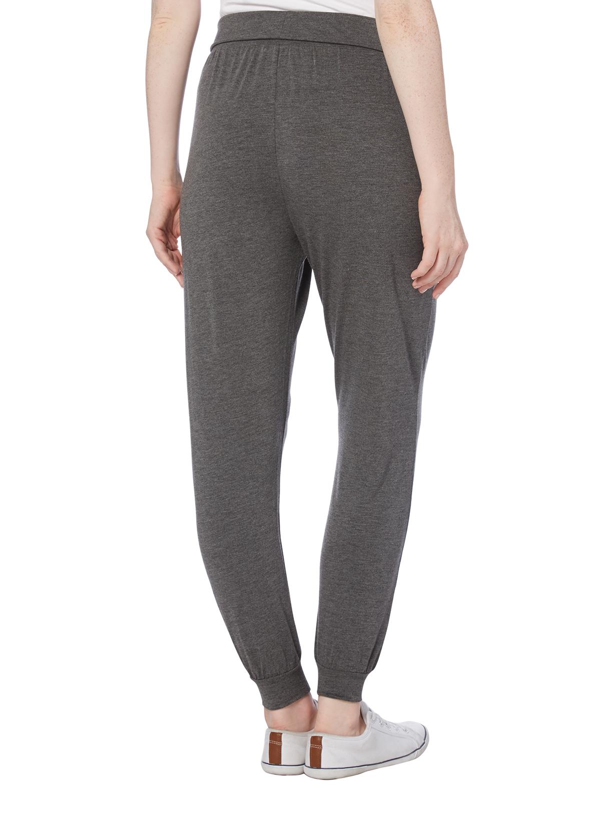 Womens Grey Full Length Yoga Pants | Tu clothing