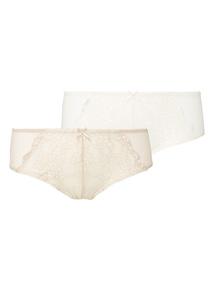 Lace Short 2 Pack
