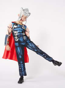 Marvel Avengers Thor Dress Up Costume (3-10 years)