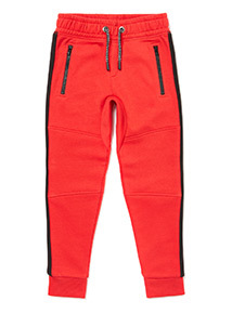 Red Sporty Joggers (3-14 years)