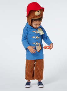 Boys Multicoloured Paddington Bear Costume (1-8 years)