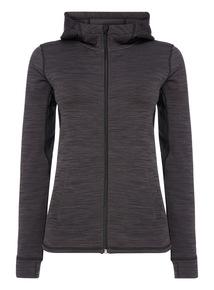 Grey Running Jacket
