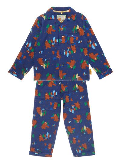 Navy Gruffalo Fleece Pyjama Set (1-6 years)