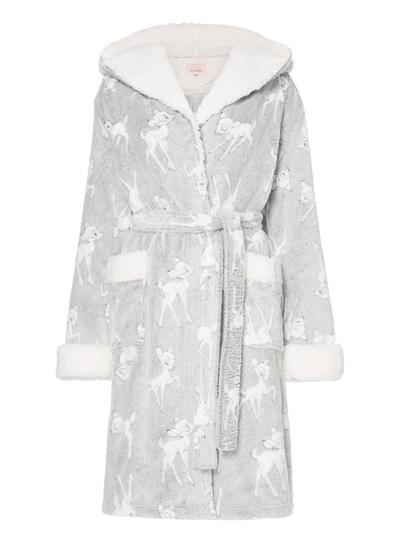 womens disney bambi dressing gown tu clothing. Black Bedroom Furniture Sets. Home Design Ideas