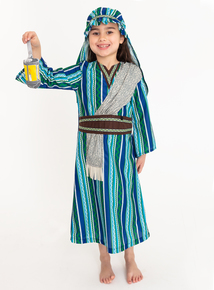 Christmas Nativity Inn Keeper Costume (3-10 years)