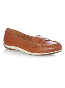 Sole Comfort Leather Loafer