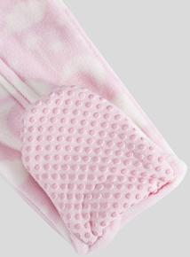 Pink Cloud Print All In One (newborn-24 months)