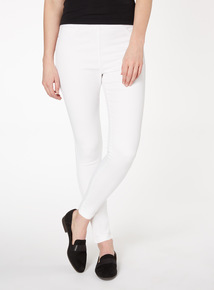 High Rise Denim Jeggings