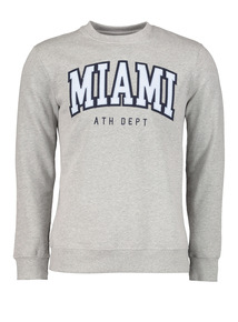 Grey 'Miami' Sweatshirt