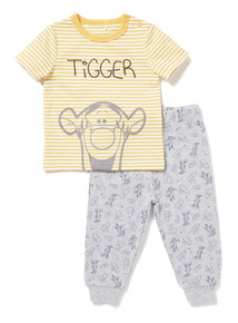 Disney Tigger Multicoloured T-shirt & Jogger Set (Newborn - 18 months)