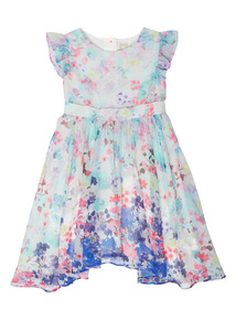 Girls Occasion Tea Dress (9 months - 6 years)