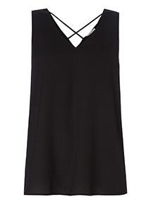 Cross Back Camisole Vest