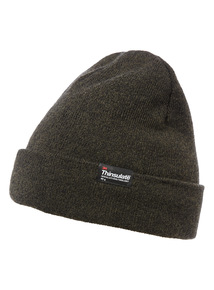 Khaki Thinsulate Knit Beanie