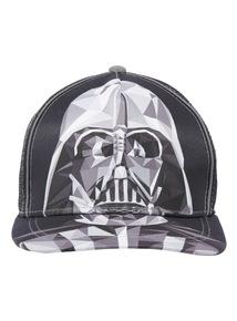 Black Disney Star Wars Baseball Cap(3-12 years)
