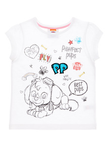 White Paw Patrol Tee (9 months-6 years)