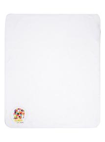 White Elmer Blanket