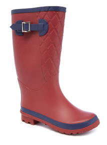 Quilted Welly