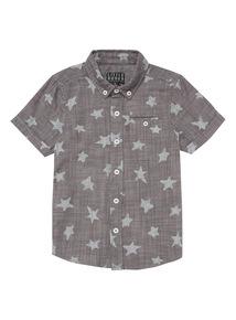 Grey Star Shirt (9 months - 6 years)