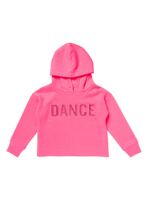 Pink Dance Cropped Hoody (3-12 years)