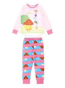 Pink Hey Duggee Pyjamas (3-12 years)