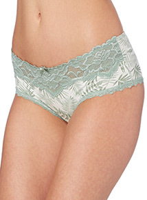 Lace Trim Shorts 3 Pack