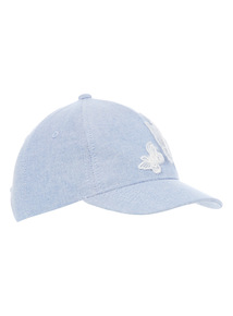 Blue Butterfly Cap (1 - 12 years)