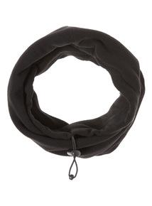 Black Thinsulate Fleece Snood