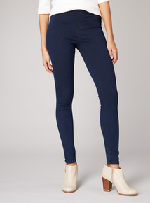 Premium Indigo Jeggings