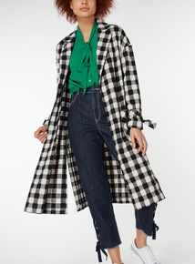 Check Overcoat