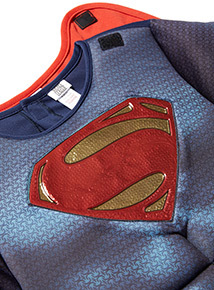 Blue Superman Costume (3-10 years)