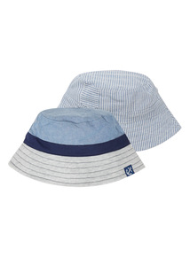 Woven Hats 2 Pack (0 - 2 years)