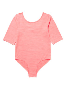 Pink Leotard (3-14 years)