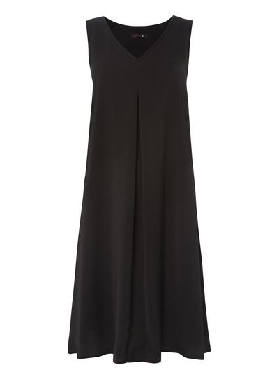 Womens Gok Black Swing Dress  8f1e81f31e
