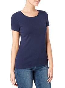 Navy Crew Neck T-Shirt
