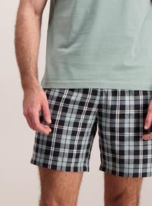 Green Short Pyjamas