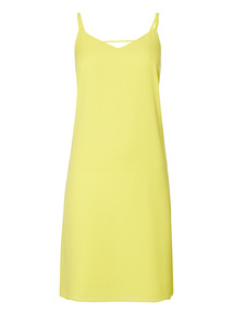 Lime Cami Dress