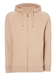 Light Brown Hoodie