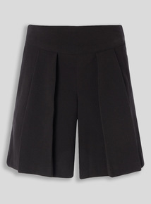 Black Teflon Culottes (3 - 16 years)