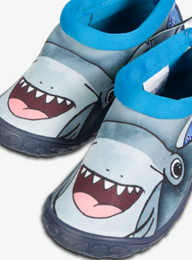 b2da3c8f746d Online Exclusive Shark Aqua Shoe (5 Infant - 10)