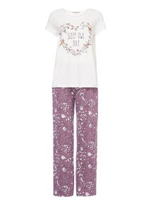 Sleep Owl Day PJ Set