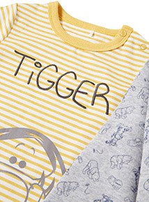 Multicoloured Disney Tigger T-shirt & Jogger Set (Newborn - 18 months)